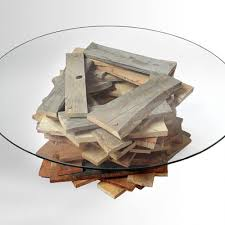 table recycled materials. Bonfire Coffee Table Recycled Materials