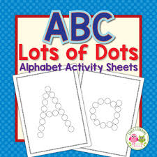 abc tracing sheet abc dot worksheets alphabet activity sheets for preschool and