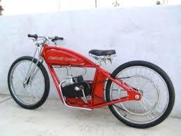 custom bicycles bicycle using an motorbike kit elegant parts bike