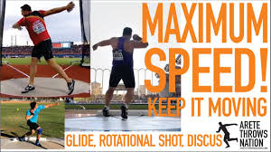 shot put discus throw one simple way to add distance