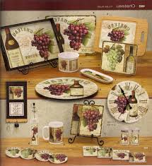 Grapes And Wine Kitchen Decor Wine And Grapes Kitchen Decor Ideas My Kitchen Remodel