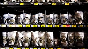 Canadian Vending Machines In Europe Mesmerizing What Canada Learned About Marijuana Macleansca