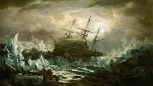 Image result for old ship in trouble on the sea