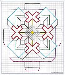 Yoga Chart Paper Drawing Best 25 Graph Paper Art Ideas On