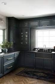 130 Best Black Kitchen Modern Ideas In 2021 Black Kitchens Kitchen Design Kitchen Inspirations