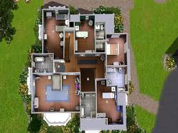 home design modern house floor plans sims 4 eclectic