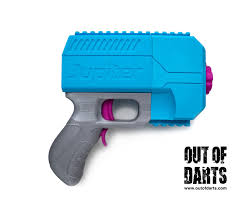 Light Blue Nerf Guns Rival Jupiter Blaster Kit Build It Yourself 2s Or 3s Lipo
