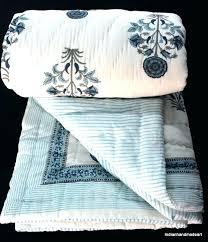 Indian Quilts And Bedspreads Block Print Baby Quilt Hand Floral ... & indian quilts and bedspreads block print baby quilt hand floral cotton  filling quilted uk bedrooms Adamdwight.com