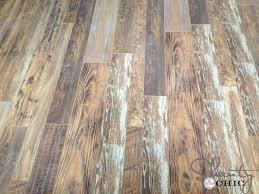 Reclaimed Looking Laminate ~ House Update. Painted Laminate FloorsWood  FlooringArmstrong ...