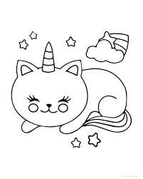 If you are looking for more printable coloring pages for kids, you'll have to check out our massive collection of over 100 pages! Free Unicorn Coloring Pages Printable For Kids Unicorn Coloring Book