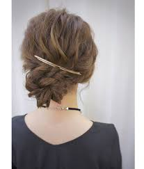 入学式入園式ママ向け髪型自分でできる簡単ヘアアレンジhair
