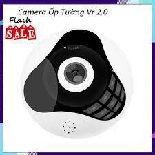 Camera giám sát gia đình,Camera Ốp tường VR 2.0 Kết nối wifi Siêu nhanh -  Sale bất ngờ - Mua đi chờ chi