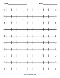 Math : Math Worksheets Number Line Addition Addition With 1 Also ...