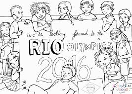 Olympic Games Coloring Pages Get Coloring Pages