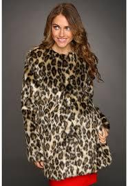leopard faux fur jacket nicole miller leopard faux fur coat asos snow leopardfauxfur jacket