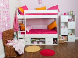 kids beds with storage for girls. Girls Bunk Beds With Storage And Desk Jwurrzn Kids For