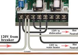 how to wire ge 15207 timer 120 volt either or