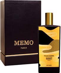 Italian Leather <b>Memo Paris</b>, купить духи Итальянская кожа Мемо ...