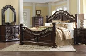 Old World Bedroom Furniture Old World Traditional European Style Bedroom Furniture Set 143000