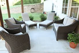 affordable modern outdoor furniture. brown square contemporary rattan affordable patio furniture stained design for cheap discount modern outdoor c