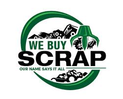 Below you can download free scrap it up font. We Buy Scrap Logo Design