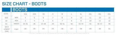 Scubapro Rock Boots Size Chart Scubapro Heavy Duty 6 5 Dive Boots