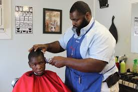 Free Haircuts At Front Page Barber Shop Eunicetoday Archive The