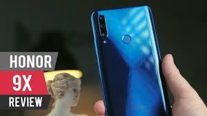 <b>Honor</b> 9X (<b>Global version</b>) Review - How politics ruined a good phone