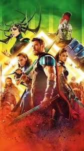 Thor: Ragnarok (2017) Phone Wallpaper ...