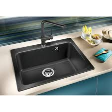 Blanco Granite Kitchen Sink Blanco Naya 6