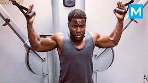 KEVIN HART Workout Highlights Muscle Madness YouTube