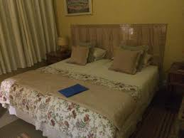 ceramic tile headboard.  Tile Transkaroo Country Lodge Two Single Beds In A Small Bedroom  Ceramic Tile Headboard Intended Tile Headboard E
