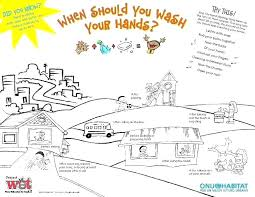 hand washing coloring pages for preschoolers coloring pages coloring pages celebrate global day free poster coloring