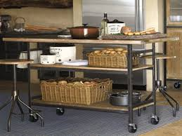 Rustic Kitchen Island Cart Brilliant Decorations For Kitchen Island Cart And Rustic Island