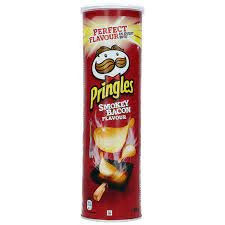 Pringles Smokey Bacon 200g | Online kaufen im World of Sweets Shop