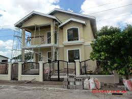 simple two story house plans philippines new luxury simple two y house design in the philippines