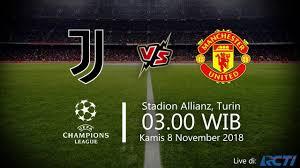 Beranjak kemudian ke laga berikutnya di jadwal liga inggris. Jadwal Live Rcti Juventus Vs Manchester United Di Liga Champions Kamis Pukul 03 00 Wib Youtube