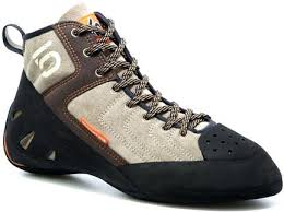 stiff soled shoes the five ten a high top suited for all day crack51