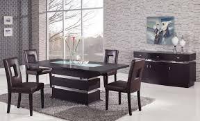 global furniture usag072 dining set brown