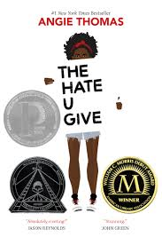 The Hate U Give Angie Thomas Hardcover