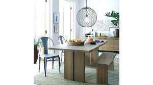 post crate and barrel bistro table french kitchen island