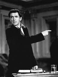 best mr smith goes to washington jimmy stewart movie images  james stewart in mr smith goes to washington