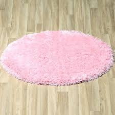 round pink rugs for nursery fur rug ikea round pink rugs