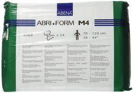 Abena Abri Form Size Chart Abena Abri Form Comfort Briefs Large L3 20 Count