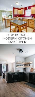Best  Modern Kitchen Renovation Ideas On Pinterest Large - Modern kitchen remodel