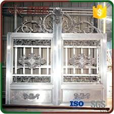front door gate. Iron Gate For Front Door Super Latest Designs Main Patio Metal Security Wrought Entry