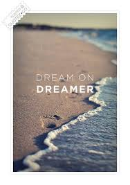 Dream On Dreamer Quote Best of Dream On Dreamer Motivational Quote QUOTEZ○CO