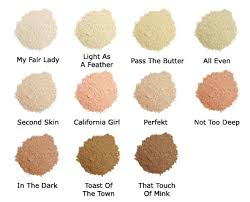 Colorescience Color Chart Colorescience Color Chart Bedowntowndaytona Com