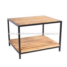 china large simple wooden coffee table