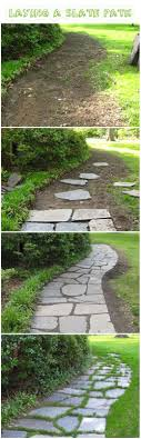 Small Picture Best 25 Stone walkways ideas on Pinterest Stone walkway